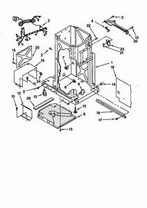 33 Whirlpool Trash Compactor Parts Diagram