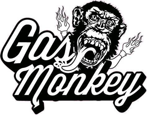 Gas Monkey Garage Stickers  Wwwimgkidcom  The Image