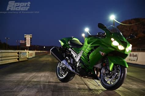 kawasaki zx 14r bike special