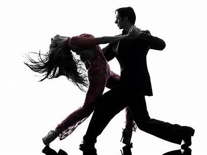 Couple Ballroom Dancers Salsa Dance Dancing Woman