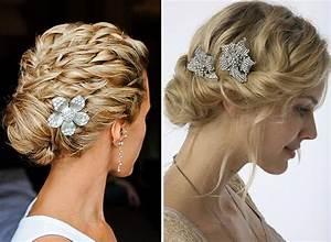 Romantic Greek Goddess Bridal Hairstyles for Women ...