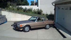 Excellence Auto 83 : buy used 1987 mercedes benz 560 sl excellent condition low miles always garaged in howard ~ Gottalentnigeria.com Avis de Voitures