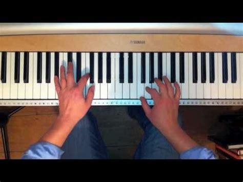 Pentatonic Blues Scale Piano