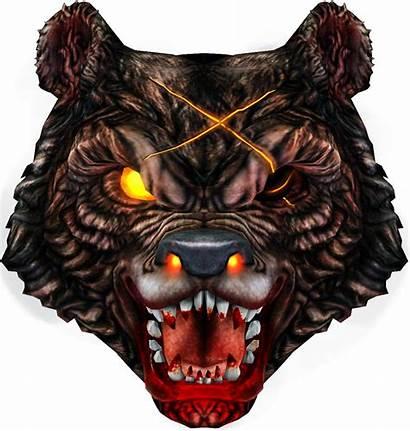 Mask Payday Overkill Bear Pack Overkillsoftware