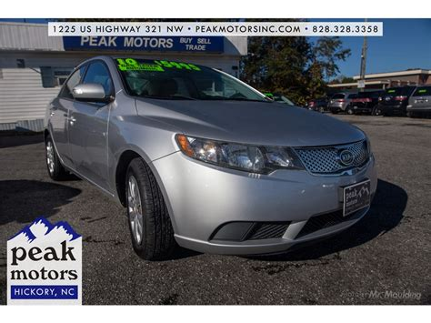 Kia Hickory by 2010 Kia Forte Ex For Sale In Hickory