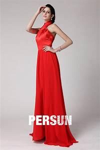 Haut Habillé Pour Soirée : chic robe longue pour soir e haut crois ~ Melissatoandfro.com Idées de Décoration