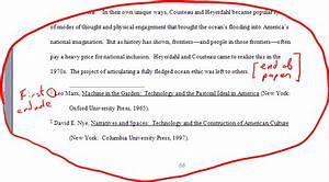 Chicago Style Footnotes Example Chicago Style Research Paper Christie Golden