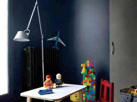 peinture chambre bleu et gris couleur peinture chambre garcon palette de couleurs pour