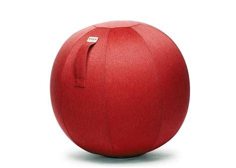 siege ballon swiss ballon de gymnastique signé vluv
