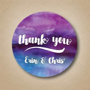 thank you stickers wedding favor labels custom favor tags With custom stickers for wedding favors