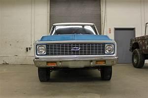 1972 Chevy K5 Blazer 4x4    4