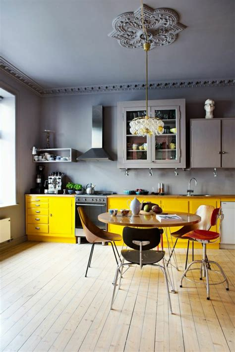 couleur pour cuisine moderne choisir quelle couleur pour une cuisine