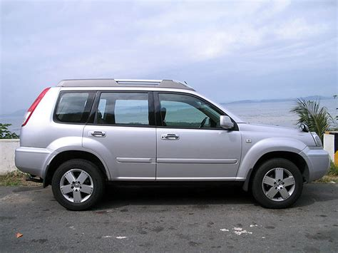 nissan x trail 2005 2005 nissan x trail 250x car reviews