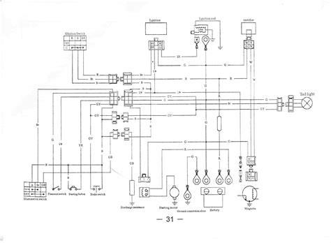 Yamoto Wiring Diagram Posted Below Atvconnection