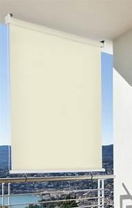 balkon sichtschutz balkon markise balkon windschutz rollo With feuerstelle garten mit balkon sonnenschutz rollo