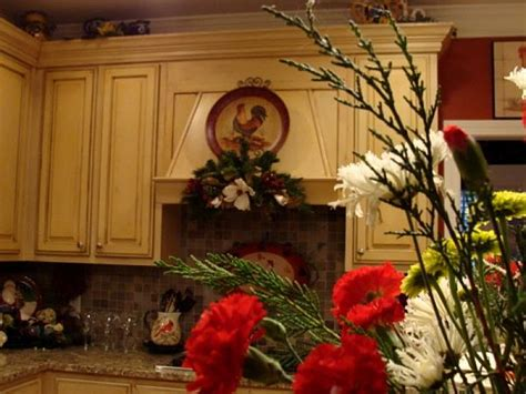 christmas decoration ideas for kitchen christmas kitchen decoration ideas curtains tablecloth windows