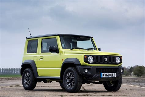 Suzuki Jimny to go off sale in 2021 | Parkers