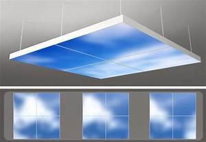 Led Panel Himmel : neonny unveils amazing moving sky led panel ledinside ~ Orissabook.com Haus und Dekorationen