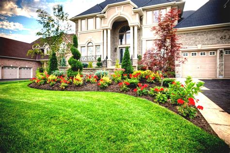 Curb Appeal Landscaping Design — Home Ideas Collection