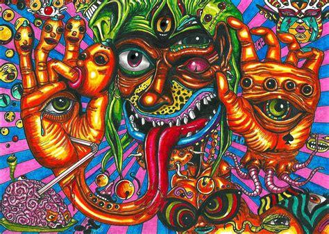 Acid Trip Backgrounds
