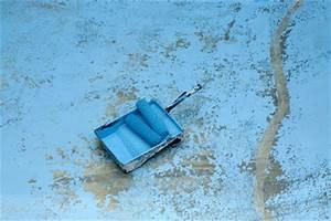 Peinture Pour Piscine : peinture de piscine types et pose ooreka ~ Nature-et-papiers.com Idées de Décoration