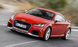 Audi Tt Rs 2018 : 2018 audi tt rs coupe first drive review car and driver ~ Medecine-chirurgie-esthetiques.com Avis de Voitures