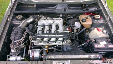 how does a cars engine work 1987 volkswagen passat parking system 1987 volkswagen mk1 golf clipper cabrio 2l 16v engine