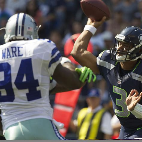 cowboys  seahawks russell wilson  gaining confidence