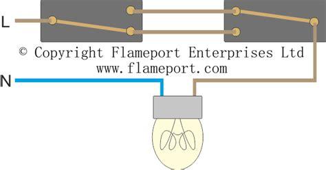 Lighting Circuit Diagrams For Way Switching