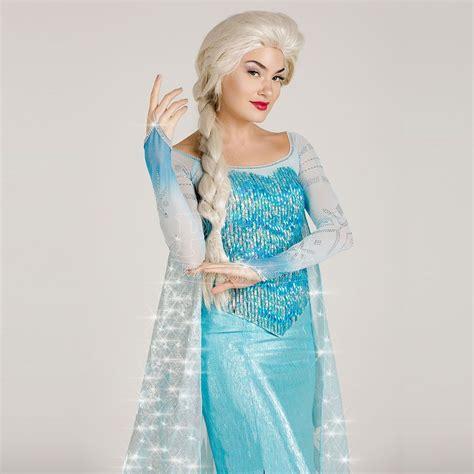 Princess Elsa Frozen Party Entertainer   $50 OFF 2nd Hour