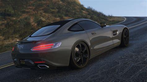 2018 Mercedes Benz Amg Gt Add On Gta5 Modscom