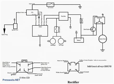 110cc Atv Wire Diagram by Lifan 250cc Wiring Diagram Wiring Diagrams List