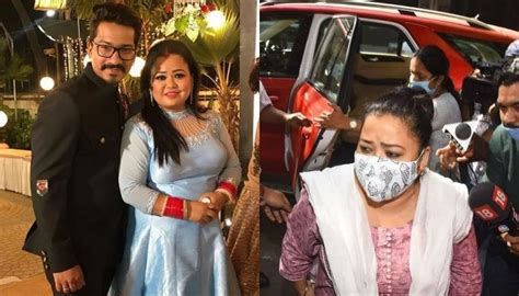 Comedian Bharti Singh Arrested By NCB After She Accepted ...