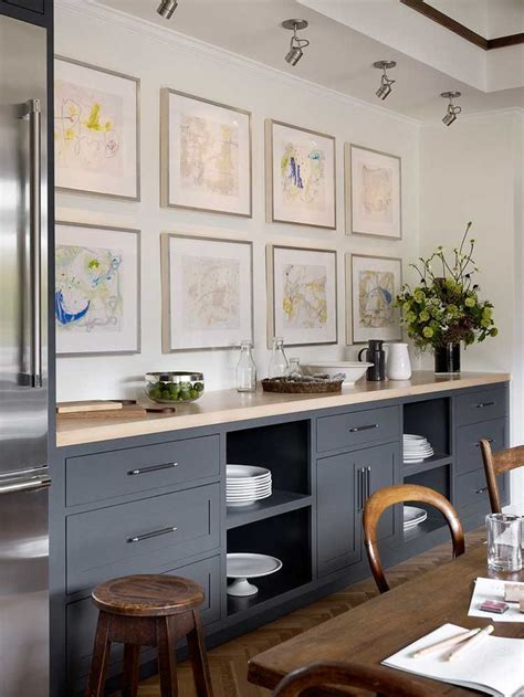kitchen cabinets san francisco open lower kitchen cabinets open shelving on lower