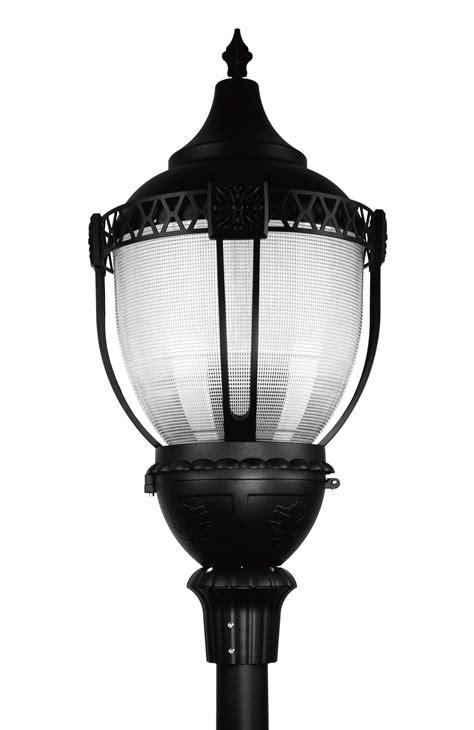 Ledpt631 Series  Led Post Top Acorn Light Fixtures