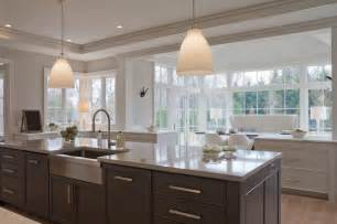white washed kitchen island design ideas - Floor And Decor Outlets