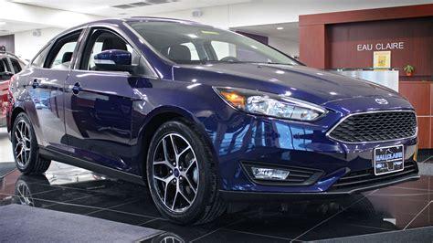ford focus sel  sedan  eau claire ford lincoln