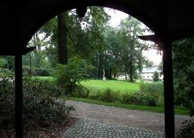 Englischer Garten Pavillon Englischer Garten Mit Pavillon