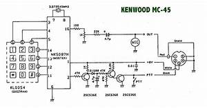 Kenwood Mc 50 Microphone Wiring Diagram
