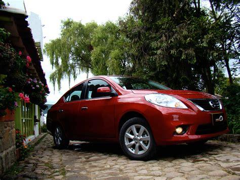 Prueba: Nissan Versa Advance aut.
