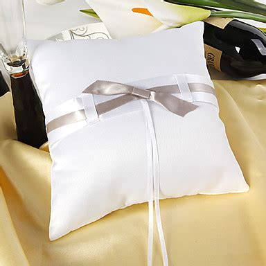 pure elegance wedding ring pillow in satin 234881 2018 6 99