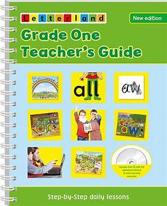 Grade One Teacher U0026 39 S Guide  U2013 Letterland Usa