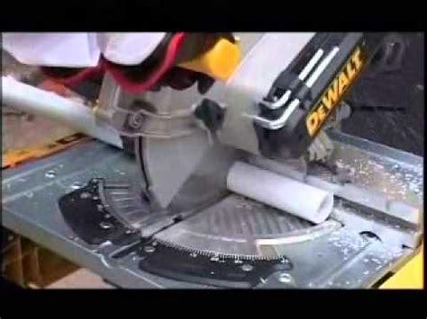 sierra biseladora  sierra de banco dewalt dw youtube