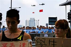 Told to End Protests, Organizers in Hong Kong Vow to ...