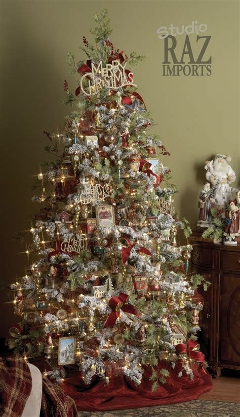 pics of decorated trees best 20 flocked trees ideas on teal