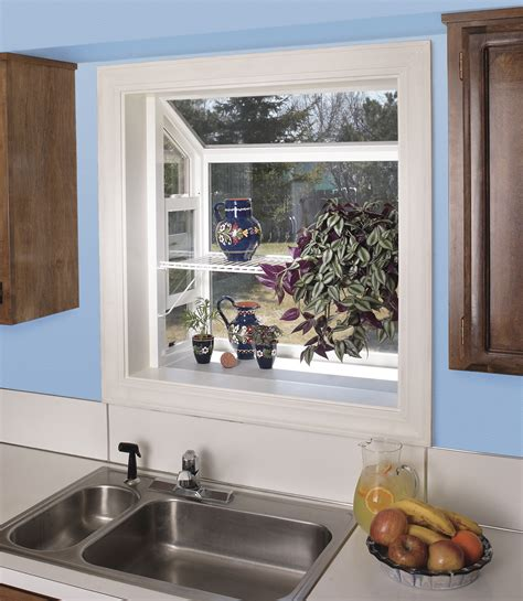 Plant Window by How To Decorate Garden Windows For Kitchens So That The