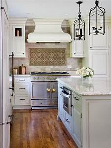Rubbed Bronze Light Fixtures Traditional Kitchen With Mixed Metal Finishes