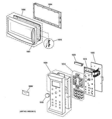 ge microwave parts model scadww sears partsdirect