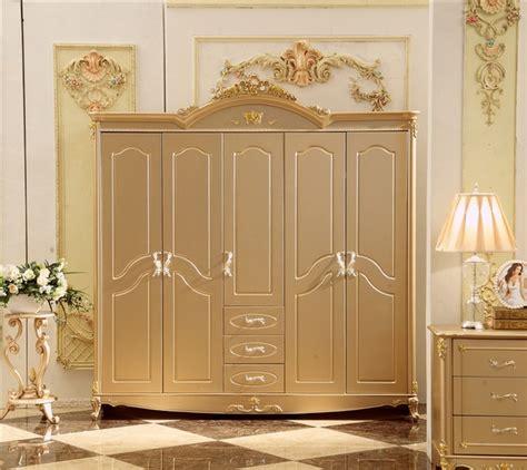 Bedroom Set With Wardrobe Closet by Antique Solid Wood Wardrobe Design Wooden Bedroom