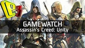 Gamewatch: Assassin's Creed Unity - Video-Analyse ...